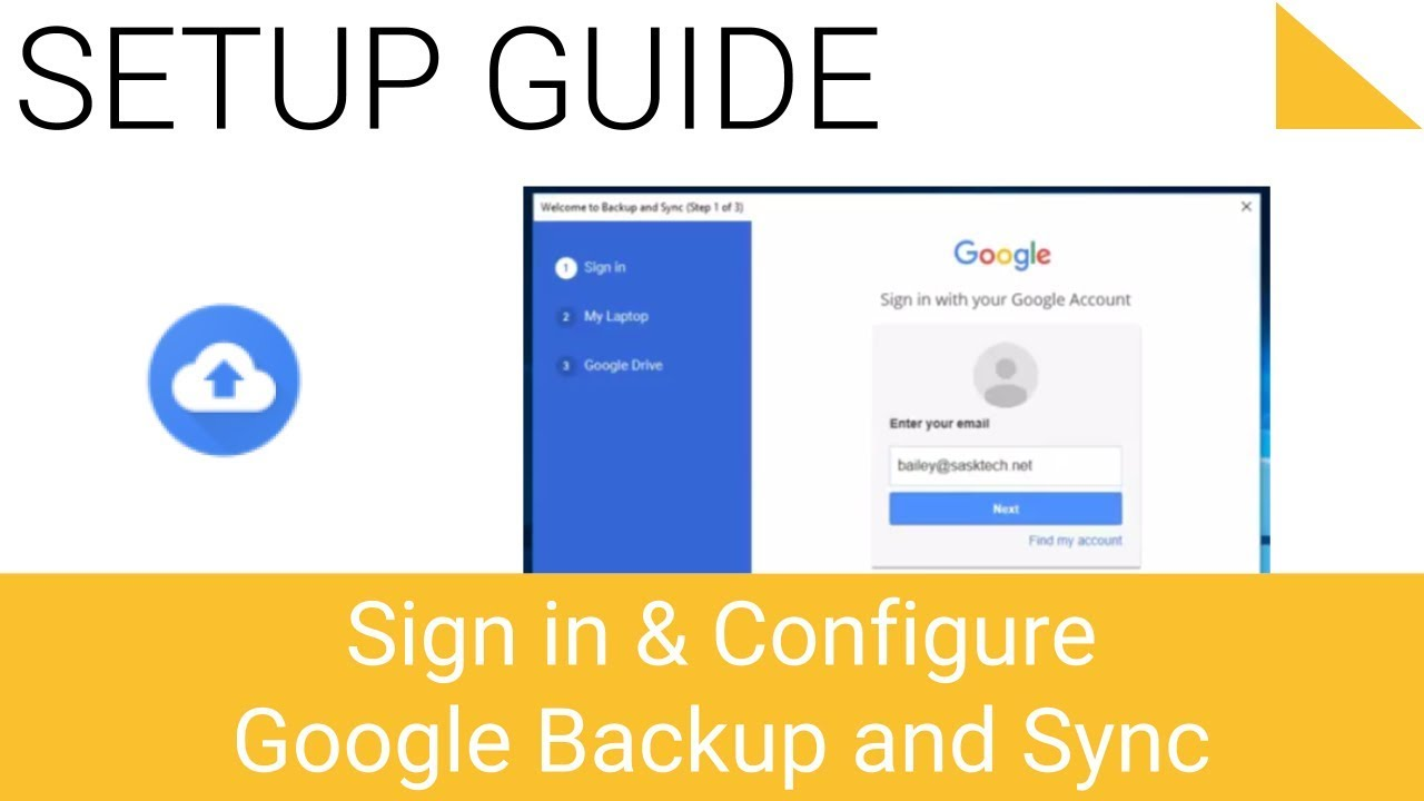 my google drive sign in