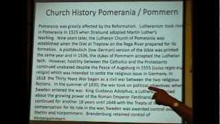 "9-1-2012 ""pomeranian Church History Relocates People""  5/8"