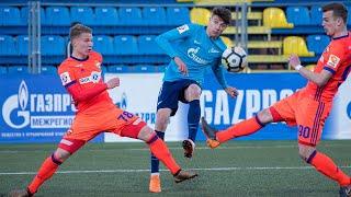 «Зенит» — ЦСКА: матч молодежных команд