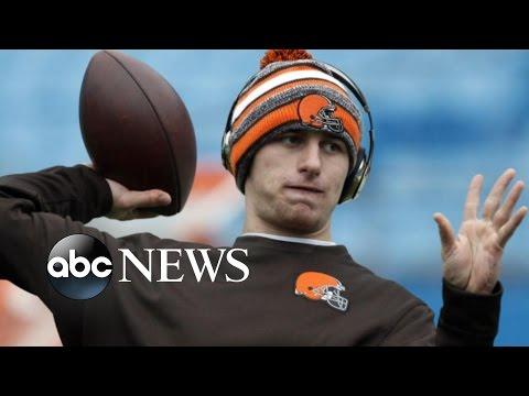 New Video Released in Johnny Manziel Domestic Incident