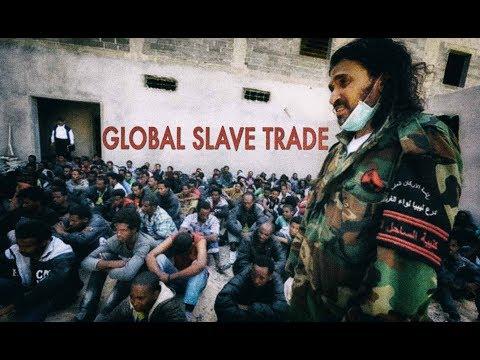 BLM Ignores Modern Slave Auction
