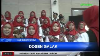 Download lagu DOSEN GALAK BIKIN NGAKAK | PSM UNIROW TUBAN