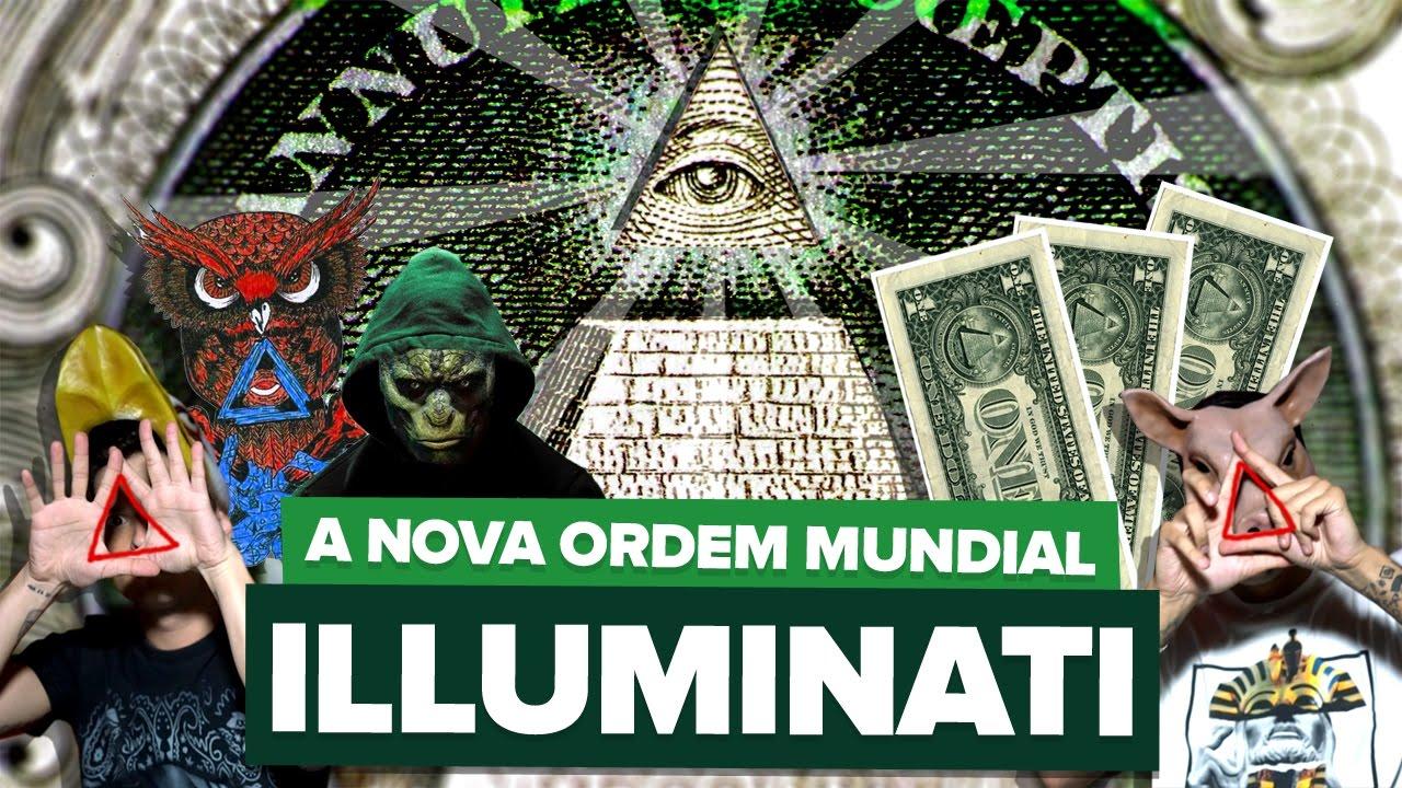 Resultado de imagem para NOVA ORDEM MUNDIAL - OS ILLUMINATI