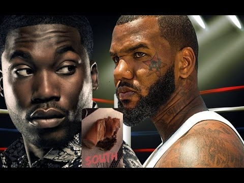 The Game Goes to Philly to get a Cheese Steak... Trolls Meek and Beanie Sigel while there.