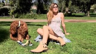 @silviaboschmunoz - Estilo y Moda (OOTD - Falda con botas Pull&Bar and Brott Dog)