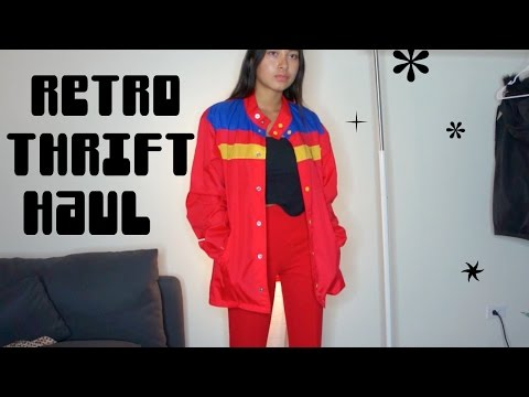 TRY - ON THRIFT HAUL | STAPLE PIECES