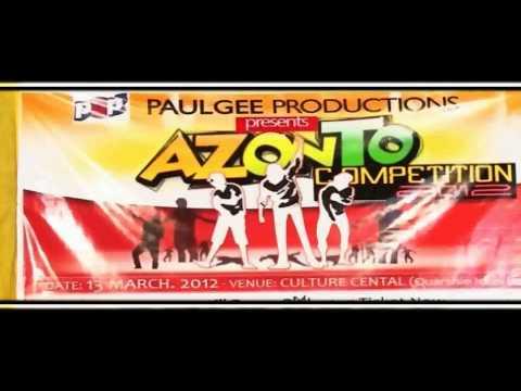 Agya Koo & Lil Wayne dancing Azonto By...