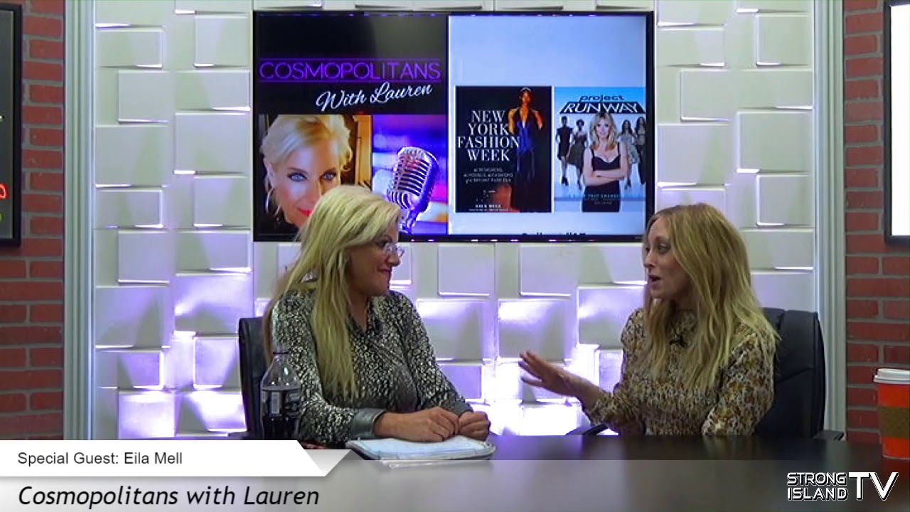Download Cosmopolitans with Lauren - Season 1, Episode 2 - with Special Guest Eila Mell