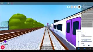 Roblox | Mind The Gap | Class 720 Aventra | Depot - Lonchester Isembard