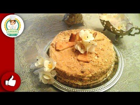 Bal Tortunun Hazirlanmasi ( Bal Pastası Nasıl Yapılır )