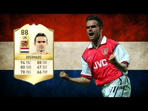 FIFA 17 - Marc Overmars - Legend Review