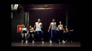 "Rihanna  "" Pour It Up "" RL Grime Remix Choreography By @Nikoskoukakis"