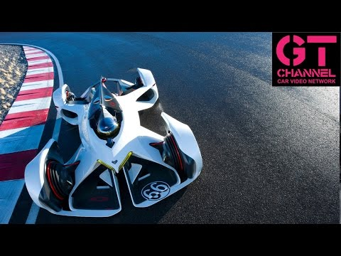 State of the Art GM Design Center, Chaparral 2X Vision GT & Rare Concept Cars