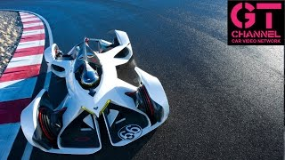 video thumbnail of State of the Art GM Design Center, Chaparral 2X Vision GT & Rare Concept Cars