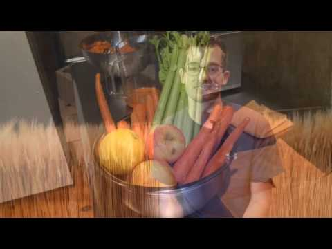 Austin Dugan Shows How He Makes Juices For His 86 Cold Press