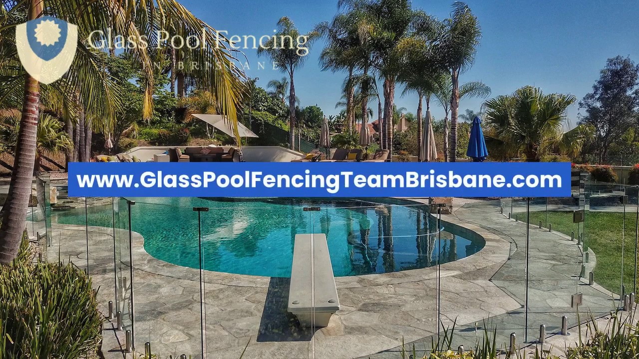 Brisbane Glass Pool Fence Explodes Glass Pool Fencing Team Brisbane
