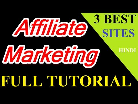 [ hindi ] EARN WITH AFFILIATE MARKETING | full guide | AFFILIATE MARKETING FULLY EXPLAINED
