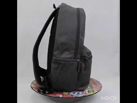 Nike backpack Heritage - YouTube 0f167eb6deae9