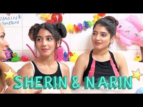 Sherin och Narin ger Hanna en make over