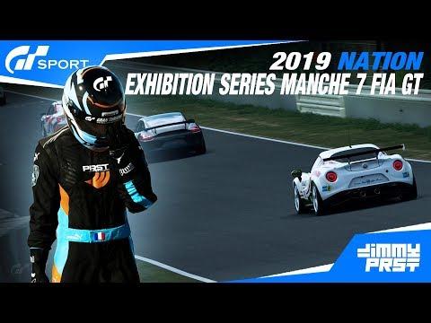 GRAN TURISMO SPORT : ES1 MANCHE 7 - NATION FIA GT I J'ai fait du sale !! thumbnail