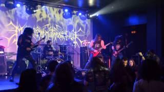 """FILII NIGRANTIUM INFERNALIUM - """"Morte Geométrica"""" Live Hard Club 2015"""