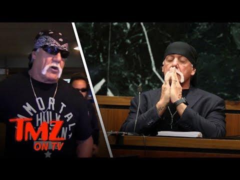 Hulk Hogan Making A WWE Return?!  TMZ TV