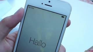 iPhone SE Unboxing (Deutsch/German) - Lohnt der Kauf jetzt noch?