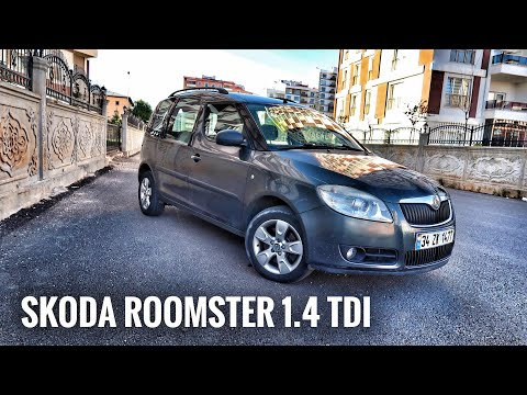 İşlevi Büyük! | Skoda Roomster | Otomobil Günlüklerim