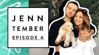 My Birthday Bash + New Puppy! 🎂 | JENNTEMBER #4