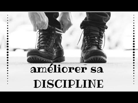 Comment améliorer sa discipline d'étudiant(e) ?