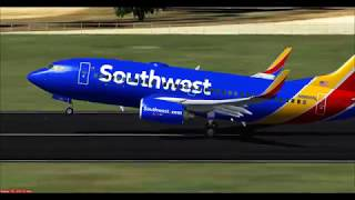 Cancun Airport Spotting FSX May 9th 2019 part 1
