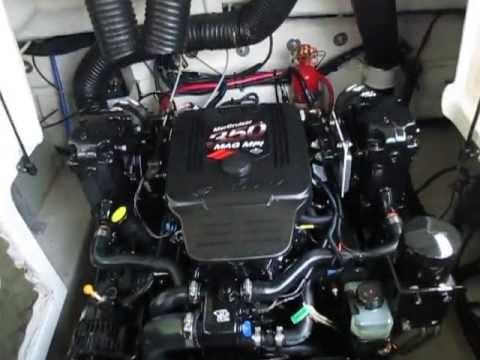 2006 Searay 240 Sundeck Sea Engine w    Mercruiser       350    Mag