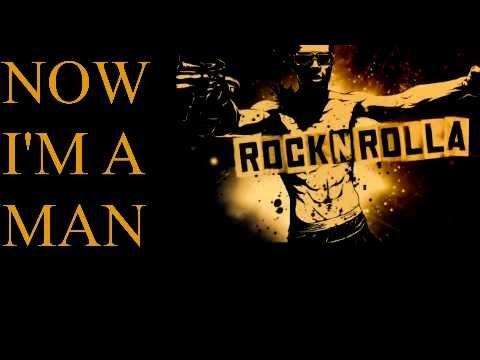 Black Strobe - I'm A Man (Lyrics on screen) OST RocknRolla
