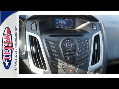 2013 Ford Focus Houston Tx Humble Tx 10816u Sold Youtube