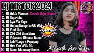 Download DJ TIK TOK SPESIAL TAHUN BARU 2021 FULL BASS PALING ENAK SEDUNIA