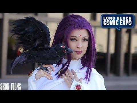 Long Beach Comic Expo 2016 Cosplay Video - Confident