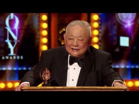 Acceptance Speech: Ming Cho Lee (2013)