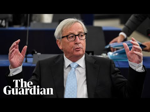 Juncker on Brexit: Withdrawal agreement will not be reopened