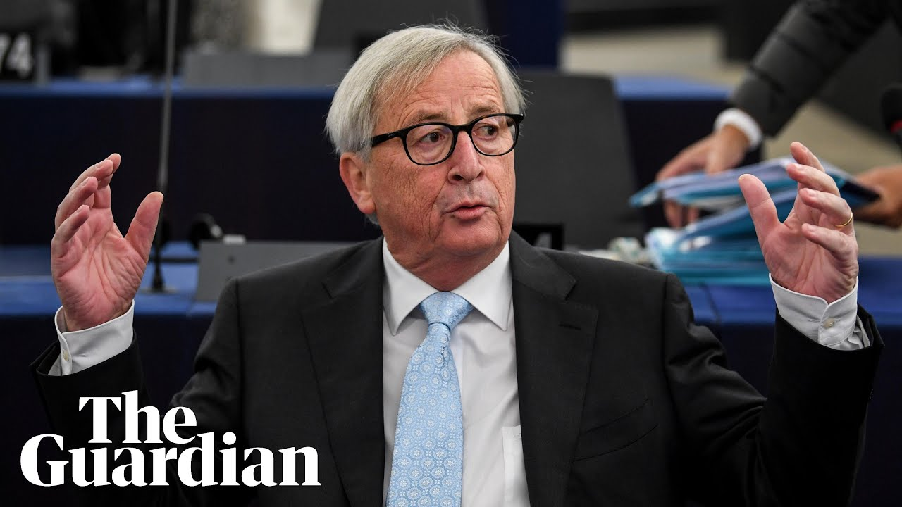 Juncker on Brexit: 'Withdrawal agreement will not be reopened'