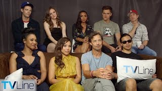 'The Flash' Cast Previews Season 5, Nora, Cicada Villain | Comic-Con 2018 | TVLine