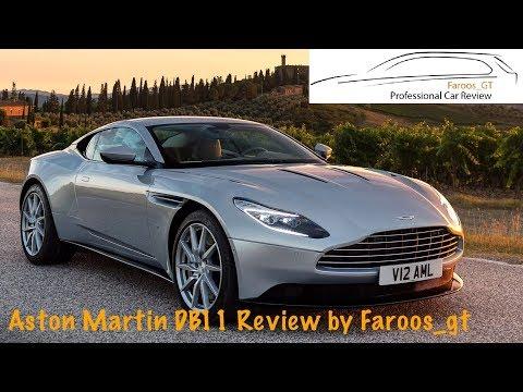Aston Martin DB11 2018 Review by Firas Batterjee (faroos_GT)تجربة الاوستون مارتين دي بي 11 مع فراس