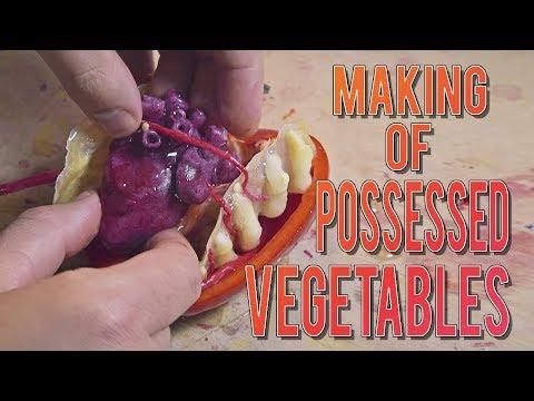 Making Of: Possessed Vegetables Mp3
