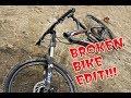 MTB Fail Compilation 2017 Broken Bike Edit mp3