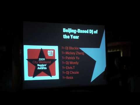 Keza Best Beijing DJ OF THE YEAR
