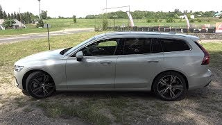 Volvo V60 T6 Inscription AWD teszt