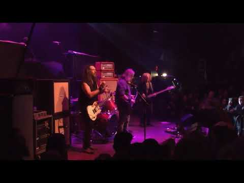 Corrosion Of Conformity Clean My Wounds Town Ballroom Buffalo NY 2/5/2018