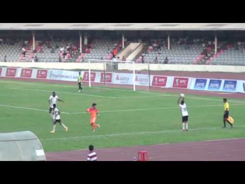 Mohammedan sporting club vs Brother's union club KFC Independence Cup 2016.