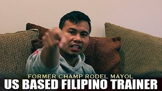 US BASED COACH MAYOL AND HIS TEAM  ARE HAPPY TO HELP FILIPINO BOXERS IN THE USA
