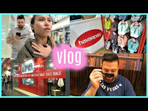 SHOPPING IN MELBOURNE (SALE LAHAT!) ❤️ | rhazevlogs