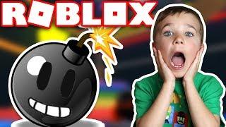 ROBLOX SUPER BOMB SURVIVAL MINI GAMES